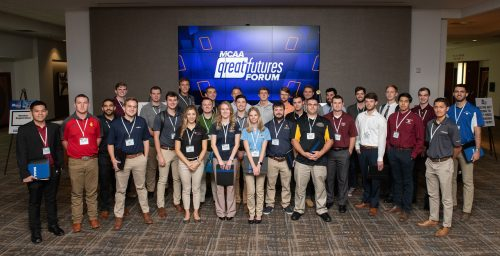 MCAA Starts Student Chapter Presidents Advisory Council