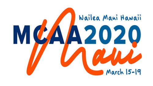 MCAA2020 Registration is Now Open!