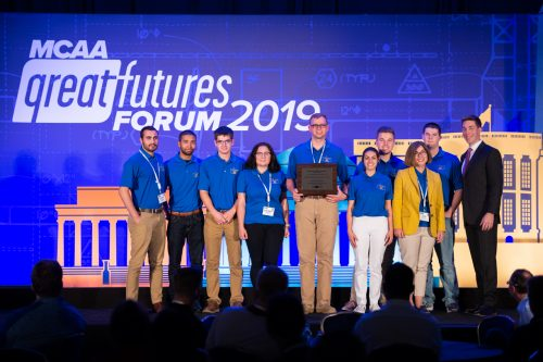 MCAA's GreatFutures Forum Has Monumental Success!