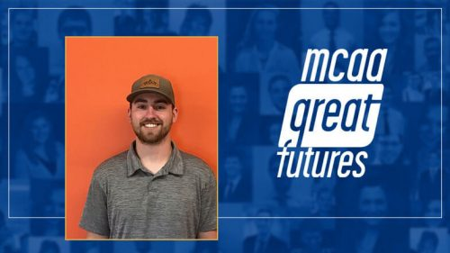 Titan Mechanical Intern Receives MCAA Internship Grant